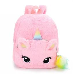 Backpack for kids: Unicorn Cute 3-D cartoon backpack for age