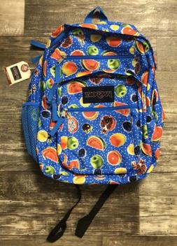 Jansport Big Student Backpack Style The Fruit Is Fun