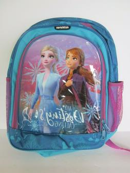 Disney Frozen American Tourister Backpack NWT