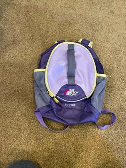 The North Face Sprout Girls Purple Backpack