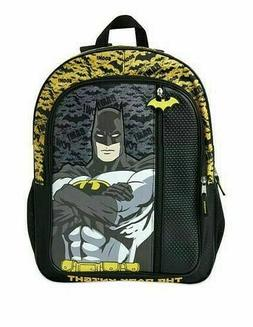 Kids Batman Themed Backpack by Accessory Innovations New!