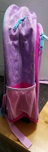 AMERICAN BACKPACK PINK DAY PACK