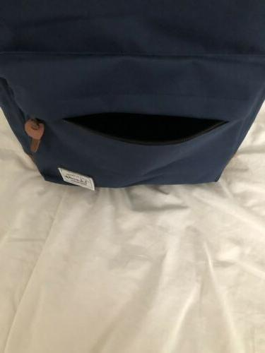 Vaschy Backpack Blue with NWT
