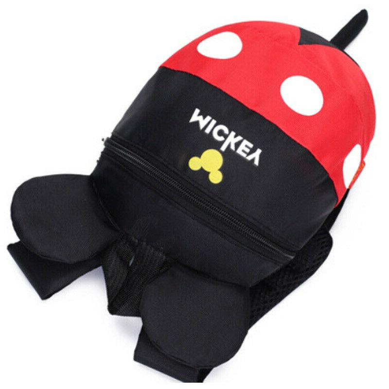 Girls Mouse Boy Backpack Anti-Lost