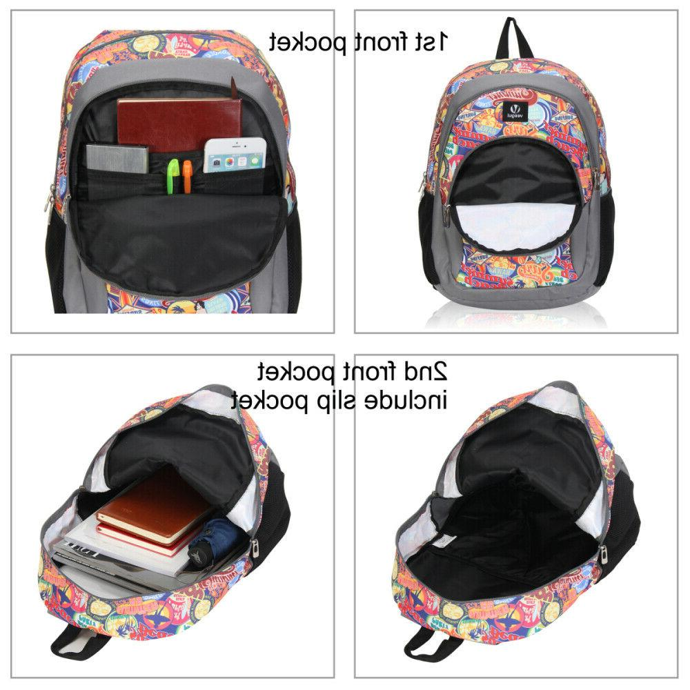 Kids School Backpack And Girls Book Casual Daypack Rucksack