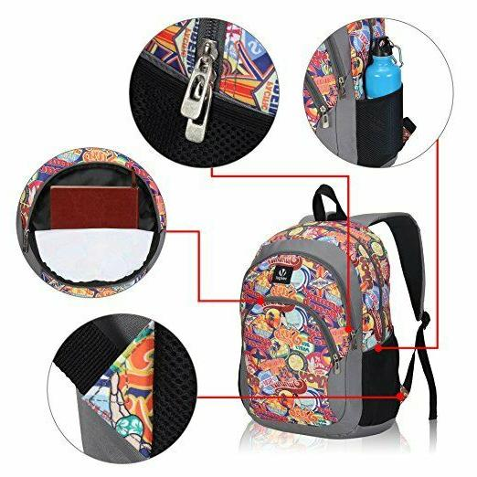 Kids School Backpack Boys And Girls