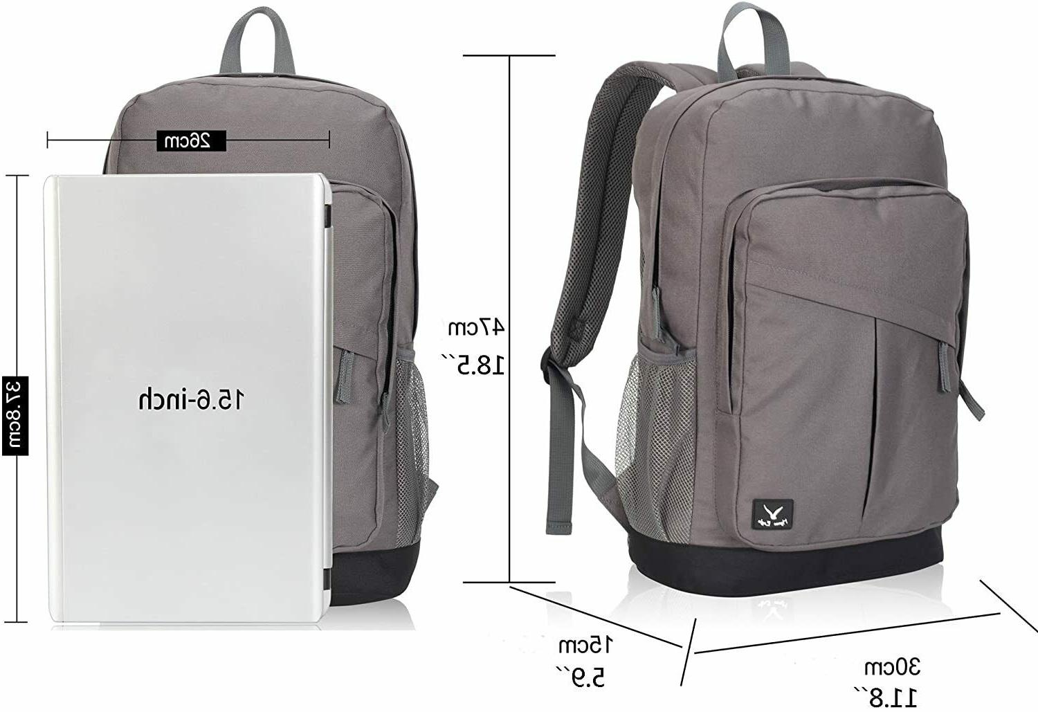 Lightweight inches Daypack with Bottle Side
