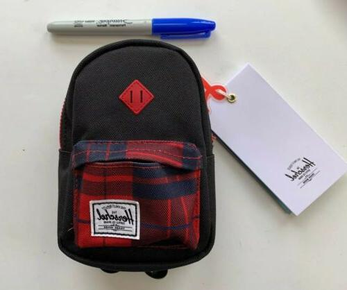 Herschel Supply Co. Heritage MINI Backpack Winter Plaid NWT