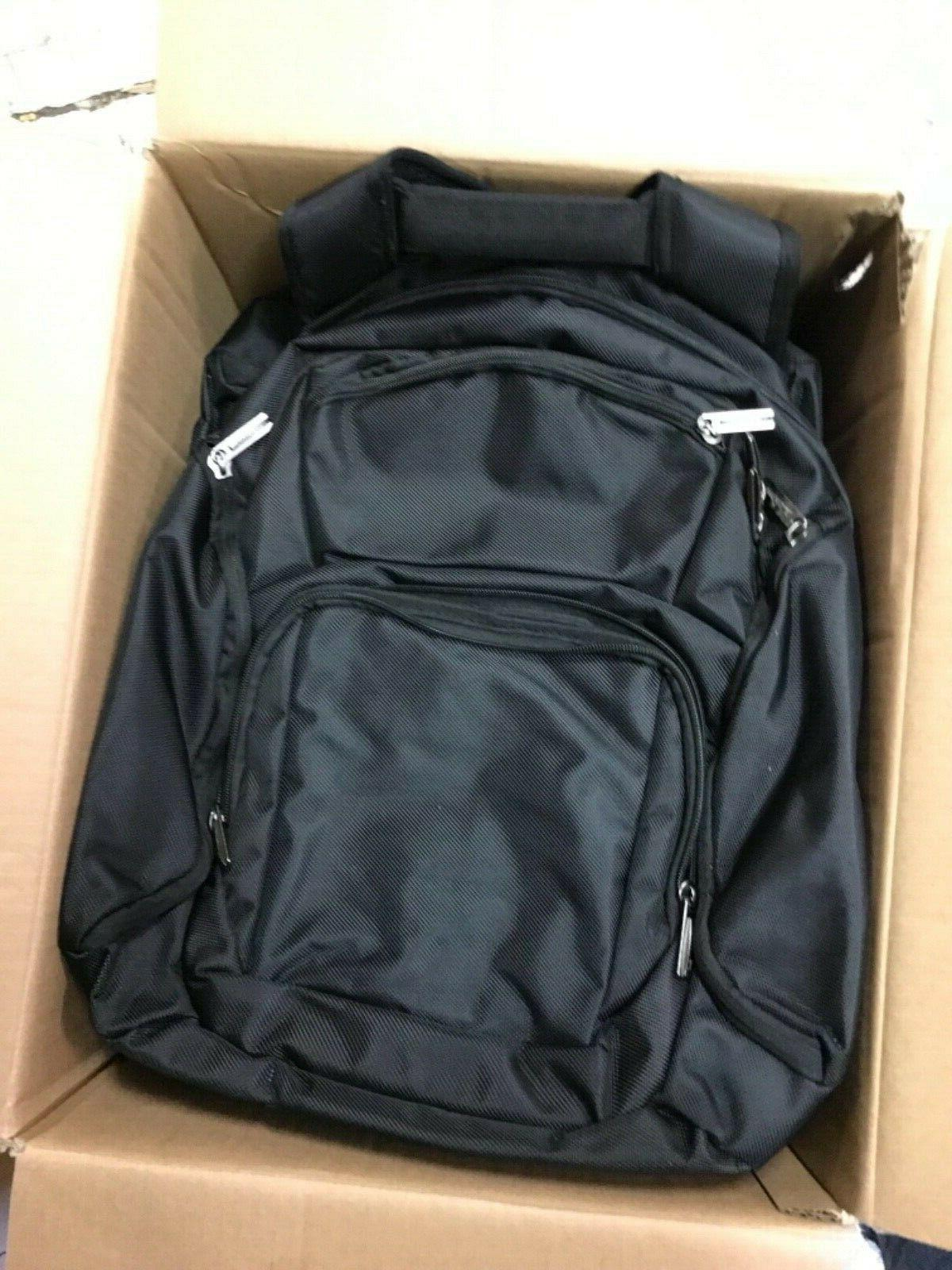 Travis & Wells Computer Backpack travel business executive t