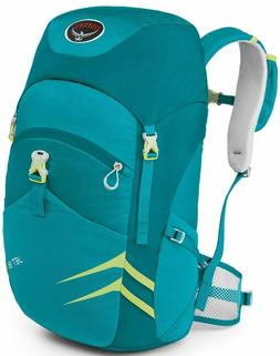 Osprey New KID'S Jet 18 Backpack One Size Color Real Teal -