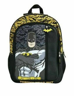 NWT Kids Batman Themed Backpack by Accessory Innovations