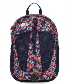 NWT THE NORTH FACE Youth Recon Squash Backpack PARADISE PINK