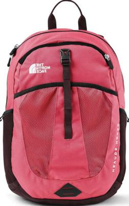 NWT THE NORTH FACE Youth Recon Squash Backpack  PARADISE PIN