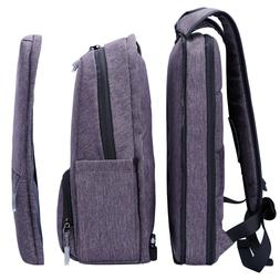 One Backpack Two Styles Slim 15.6 Inch Laptop School Bag For