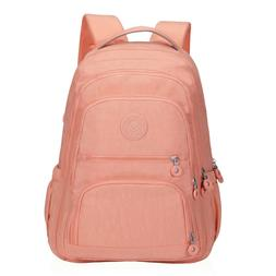 Hynes Eagle Women Backpack Student Casual Daypack Laptop Fit