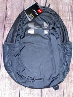 Under Armour Scrimmage 2.0 School Backpack Book Bag Gray New