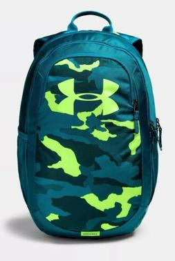 Under Armour UA Scrimmage 2.0 Backpack Kids Boys Girls Camo