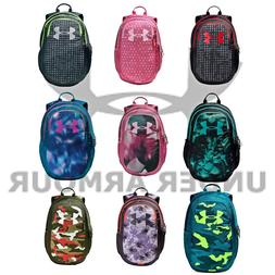 Under Armour UA Scrimmage 2.0 Backpack Kids School Bags Lapt